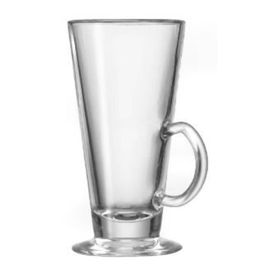 Details about Boston Irish Coffee Glass Latte Glass Hot Chocolate Glass 250ml