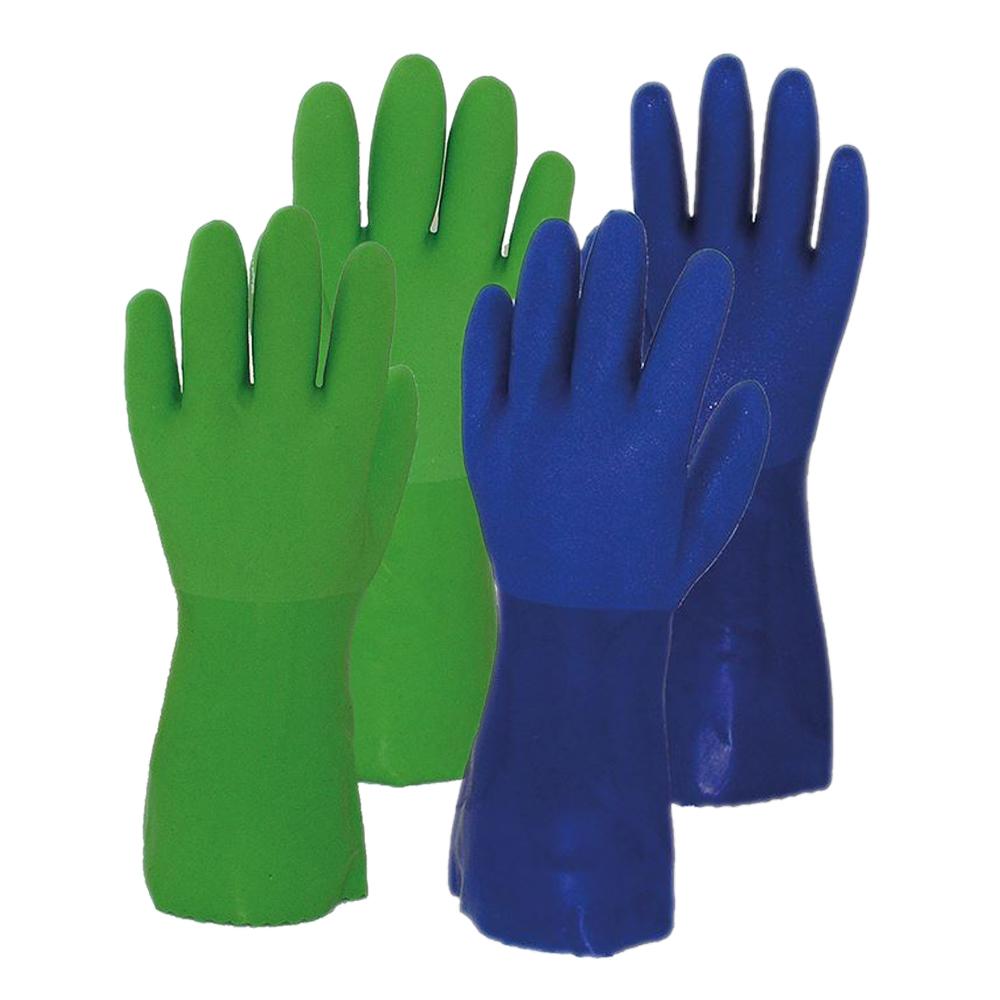 True Blues Kitchen Gloves
